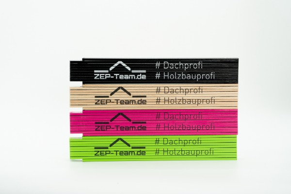 Zollstock Dachprofi Holzbauprofi