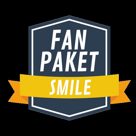 Fan-Paket Smile
