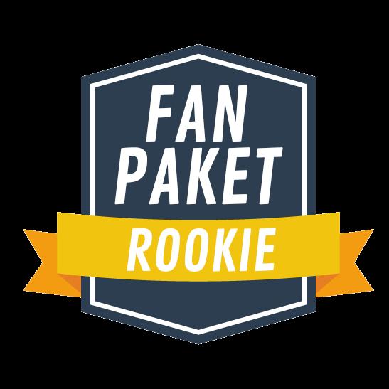 Fan-Paket Rookie